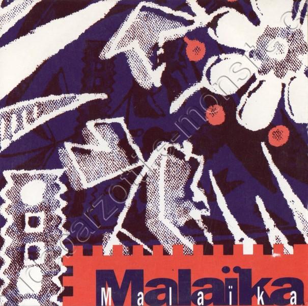 CD 4 titres Trad Malaika 1992