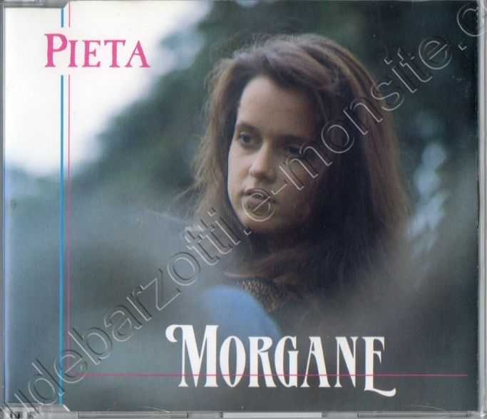 "CD Maxi Morgane ""Pieta / Prince charmant"" 1992"