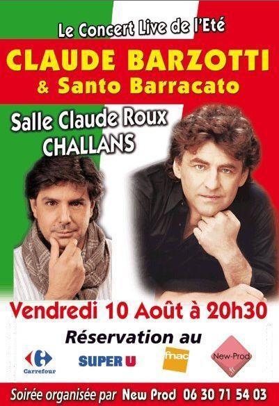 Salle Claude Roux à challans(85)