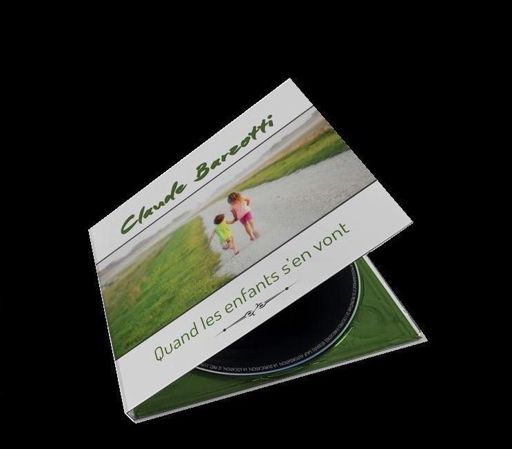 "CD collector ""Quand les enfants s'en vont"" WRCmusiccompany"