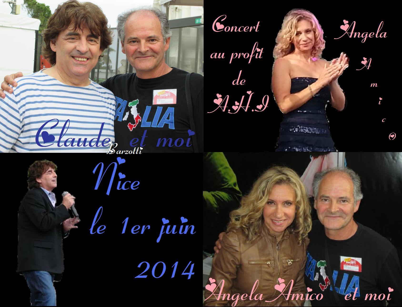 Blog de barzotti83 : Rikounet 83, Concert NICE au profit de AHI