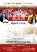 Concert la hetraie decembre 2018