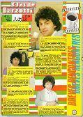 COOL N° 3 de février 1985 page 23 (1 page) Interview express Claude Barzotti le Rital