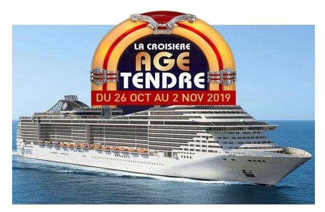 Croisiere age tendre 2019