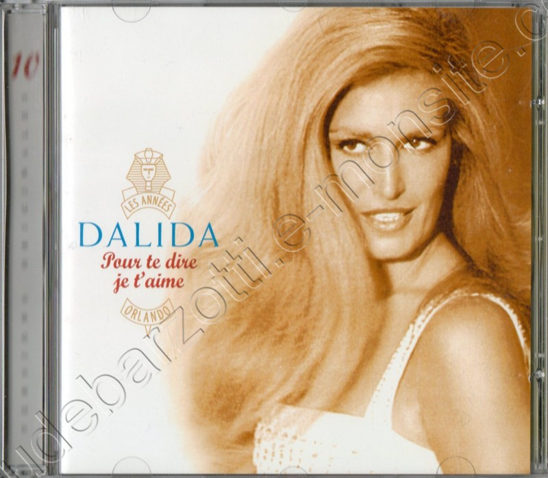 CD Best of Dalida
