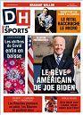 La DHbelgique lundi 9 novembre 2020 p19 (1 page + 1 photo) Le Rital raccroche le micro...
