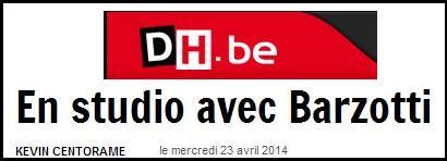 Blog de barzotti83 : Rikounet 83, en studio avec Claude Barzotti