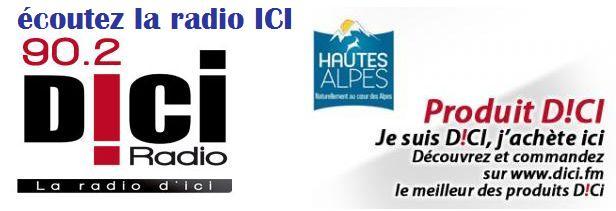 écoutez la radio ICI