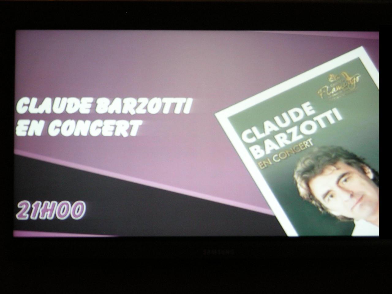 Blog de barzotti83 : Rikounet 83, Claude Barzotti le Grau du Roi 5 octobre 2012 casino le Flamingo