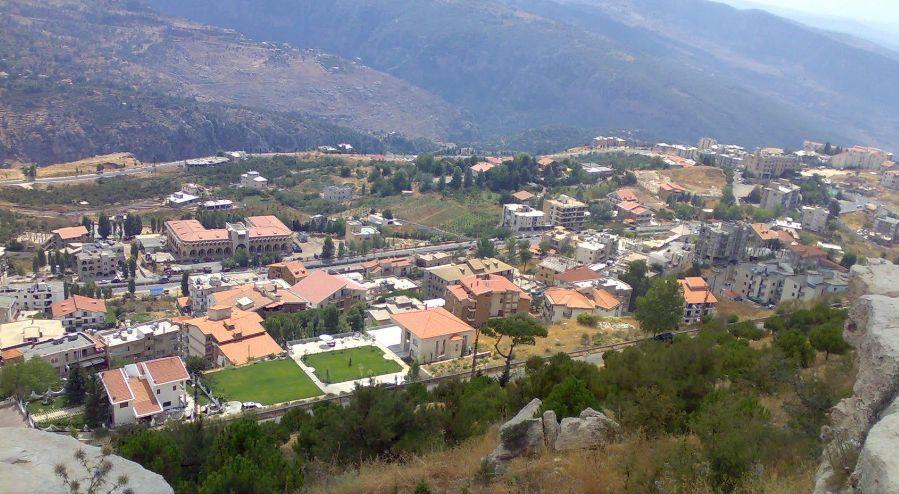 lieu du festival au Liban