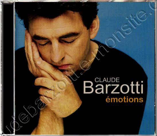 CD album Emotions (canada)