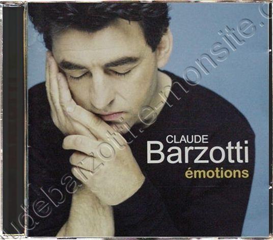 CD album Emotions 1998
