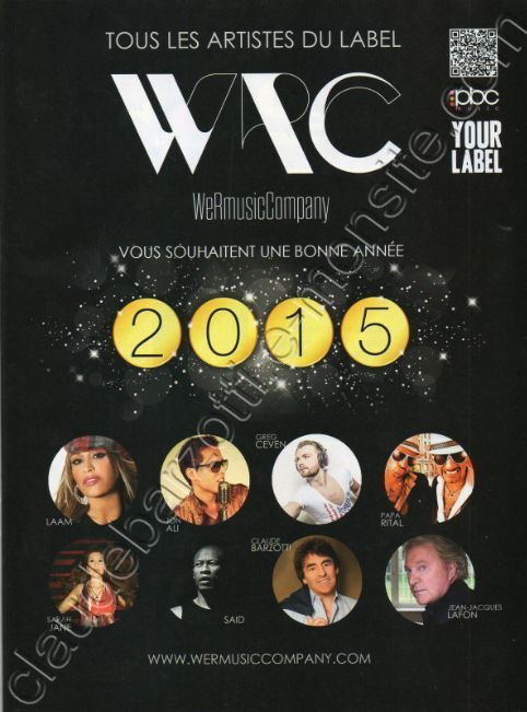 Entrevue WeRmusicCompany
