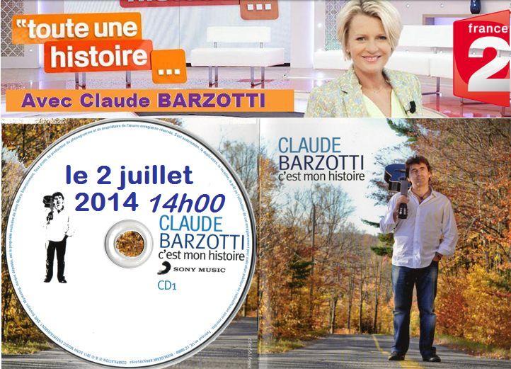 toute une histoire Claude Barzotti