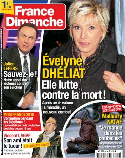 France Dimanche du 18 décembre 2015