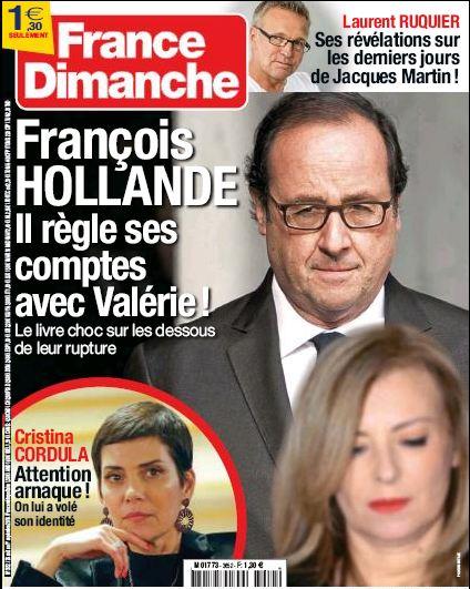 France dimanche 26 aout 2016 p1