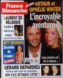France Dimanche 2955 du 18 avril 2003 page 45 (1 page) sa maman malade