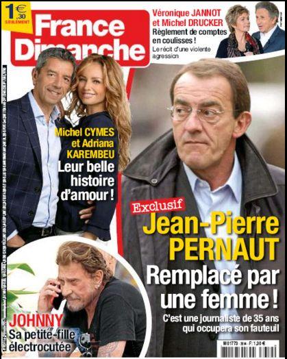 France Dimanche page 20