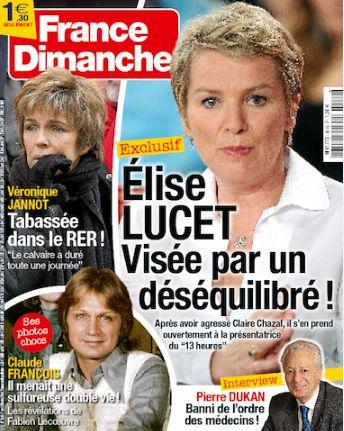 Lien vers le site de France Dimanche.fr
