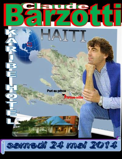 Haiti affiche