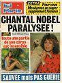 Ici Paris 2086 du 27 juin 1986 pages 40 et 25 (2 pages) Je suis un miraculé de la chanson