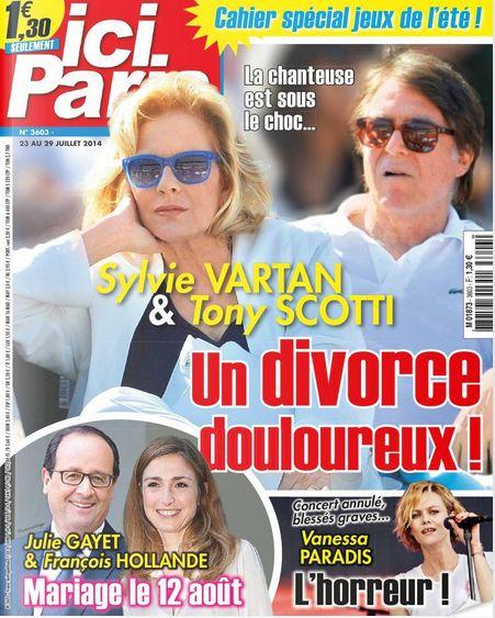Ici Paris du 23 juillet 2014