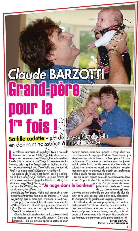 Ici Paris 28 octobre 2015 page 15