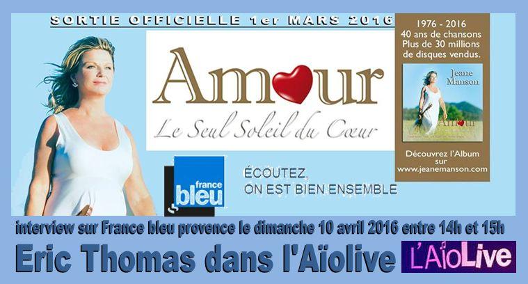 Interview jeane france bleu