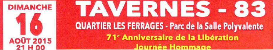 Blog de barzotti83 : Rikounet 83, Jeane Manson en concert TAVERNES (83) 16 aout 2015