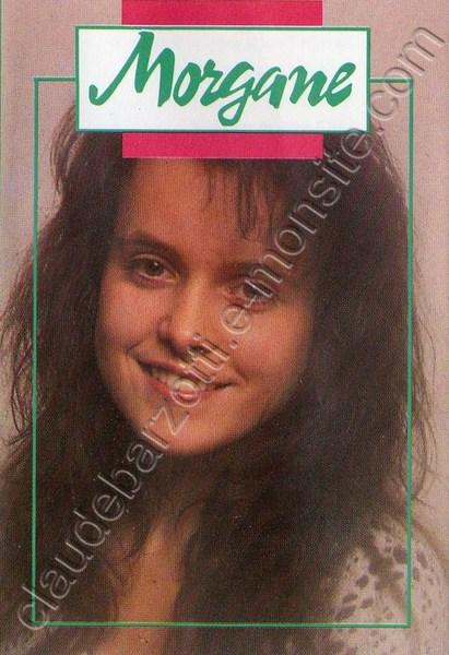 k7 audio album Morgane 1992