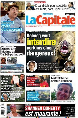 La capitale3 aout