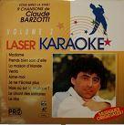 Laser karaoké Claude Barzotti (Volume 2)