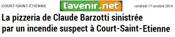 Presse L'Avenir Belgique