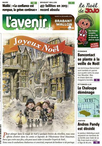 l'avenir presse 24 décembre 2014
