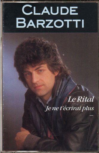 K7 audio Le Rital 1984