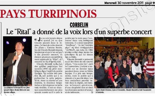 Le turpinois 2011