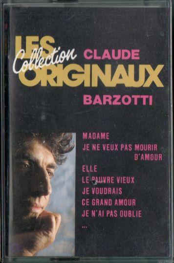 K7 audio les originaux
