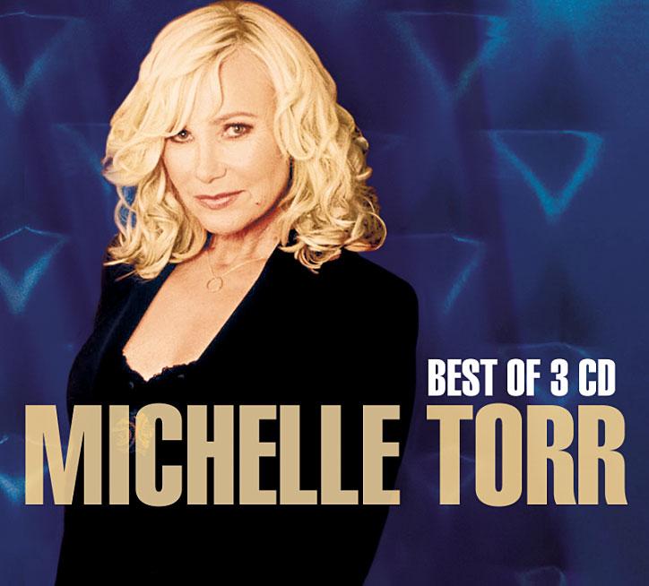 Michelle Torr compile 3 CD (Notre père en duo avec claude)