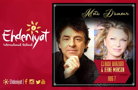 festival internationnal EHENIYAT Liban