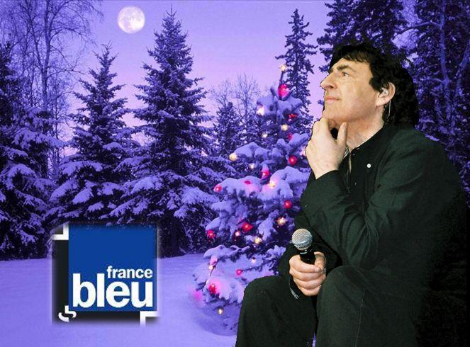 on repeint la musique sur France Bleu avec Claude Barzotti