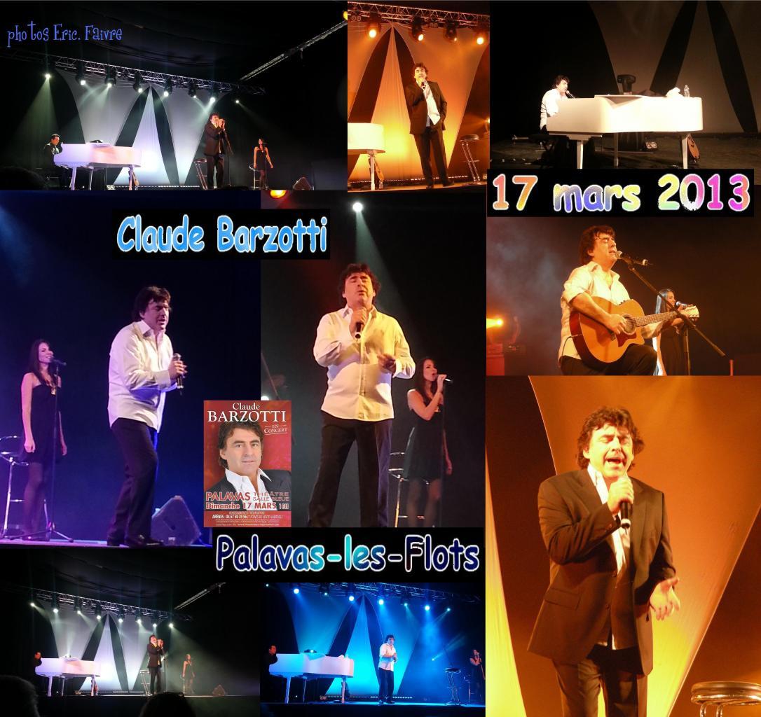 Concert Palavas les flots 17 mars 2013