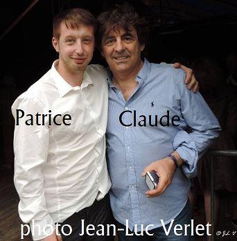 Patrice et claude