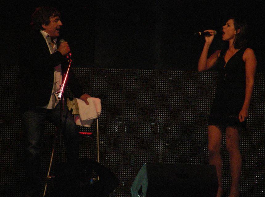 concert à Pierrelatte le 23 août 2014