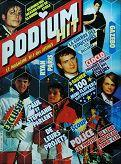 PODIUM HIT N° 145 de mars 1984 pages 34 et 47  ( poster su 2 pages)  Le rital