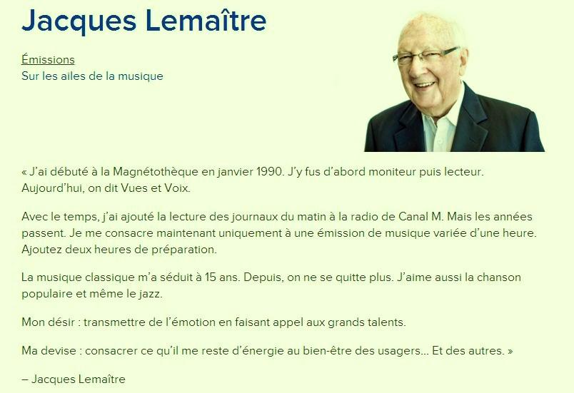 Jacques Lemaître