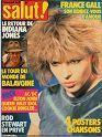 """Salut N° 234 du 12 au 25 septembre 1984 page 44 (1/4 de page, 2 photo) Jeux: """"L'Italie de Barzotti"""""""