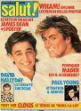 Salut N° 251 du 7 au 21 mai 1985 page 42 (1/4 de page avec 2 photos NB) Salut jeux: Barzotti en grille