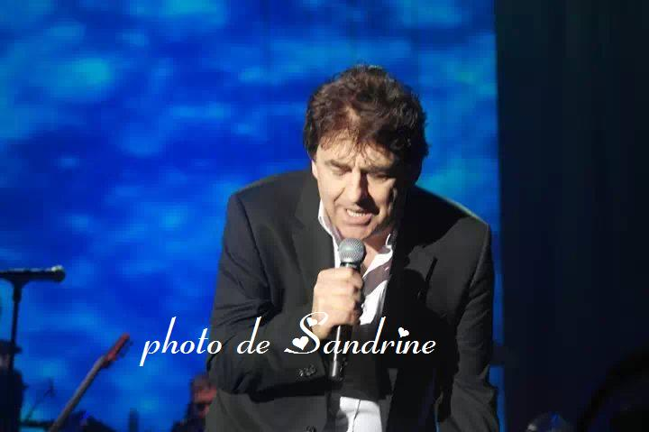 Claude Barzotti au Spiroudome de Charleroi