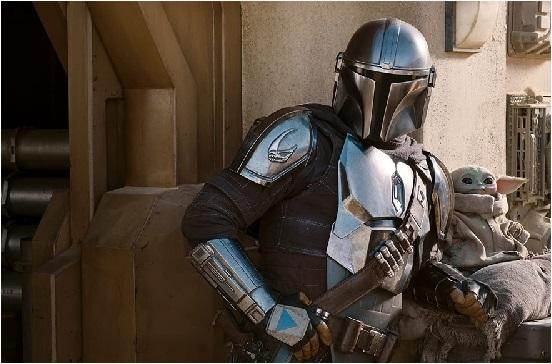 The mandalorians saison 2