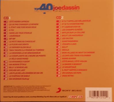 Top40 joe dassin1
